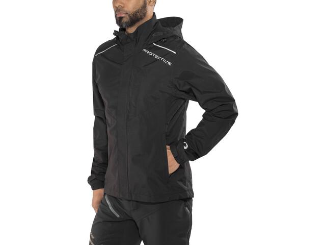 Protective P-Rain II Kurtka Mężczyźni, black